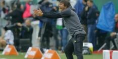 Conte begint Chelsea-avontuur met nederlaag