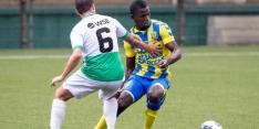 Jong Ajax-goalie en RKC-spits dit jaar niet meer in actie