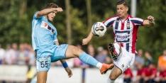 Willem II wint van Mallorca, 'Heracles-B' speelt gelijk