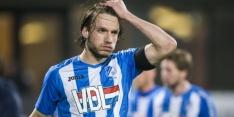 Vd Gaag haalt met Excelsior verdediger op bij oude club