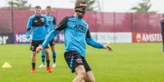 AZ in return tegen PAS Giannina wel met Van Eijden