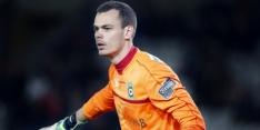 NEC haalt Franse keeper na exit Halldórsson en Jones