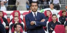 Nelom twijfelgeval, Berghuis start als reserve bij Feyenoord
