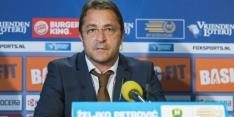 """Petrovic doet belofte bij Becker: """"Als het moet, betaal ik"""""""