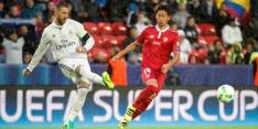 Doelpuntmakers Ramos en Asensio genieten van prijs