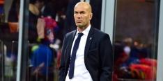 """Zidane steekt hand in eigen boezem: """"Gelukkig niet verloren"""""""