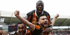 Tien man Hull City via strafschoppen langs Newcastle