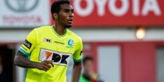 KAA Gent speelt gelijk op bezoek bij Charleroi