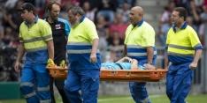 Henriksen loopt licht gekneusde oogkas op tegen PSV
