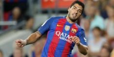 Barcelona in beroep tegen kaarten Suárez en Busquets
