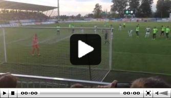 Video v/d dag: de gemiste penalty van Jablonec