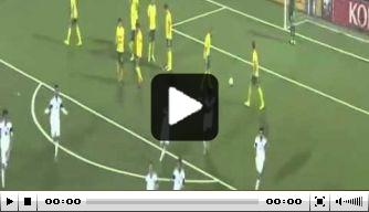 Video: San Marino viert goal alsof WK gewonnen is