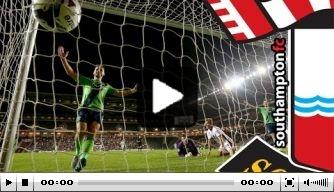 Video: de zes goals van Southampton tegen MK Dons