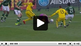 Video: Portland Timbers grijpt eerste MLS-titel