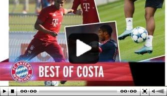Video: het beste van Douglas Costa bij Bayern