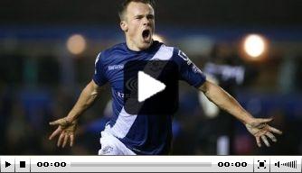 Video: Kieftenbeld scoort winnende voor Birmingham City