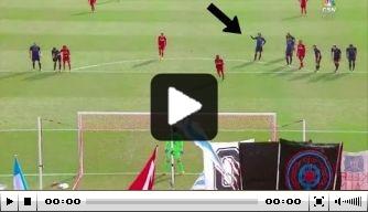 Video: keeper had beter kunnen luisteren naar Pirlo