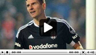 Video: Gomez scoort eerste goal in nieuwe stadion Besiktas