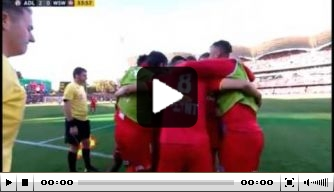 Video: Adelaide United wint finale om Australische titel