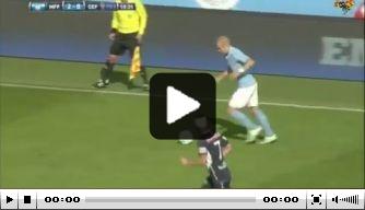 Video: wonderschone hakbal-goal in Zweedse competitie