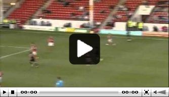 Video: Emnes scoort fraai voor Middlesbrough
