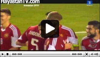 Video: Mkhitaryan scoort sublieme goal voor Armenië