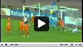 Vandaag in 2005: Oranje ruim langs Finland