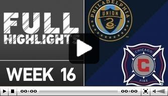 Video: de hattrick van Alberg voor Philadelphia Union