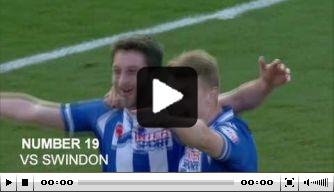 Video: de 28 treffers van Grigg voor Wigan