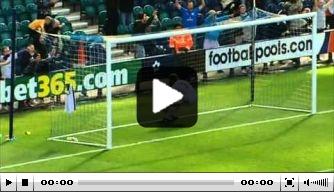 Video: Keeper Preston scoort uit uittrap