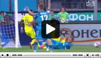 Video: Ajax-opponent Rostov verliest van Zenit