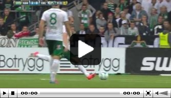 Video: Oud-speler Twente en Ajax schiet kiezelhard raak