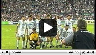 Vandaag in 2000: Sturm Graz houdt Feyenoord uit CL