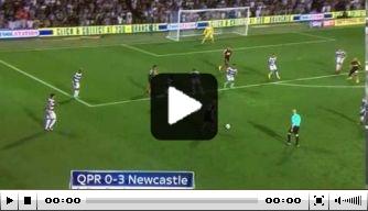 Video: Jonjo Shelvey krult heerlijk raak voor Newcastle