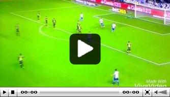 Video: Babel bezorgt Deportivo overwinning op Gijón