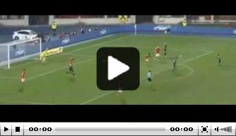 Video: Joe Allen maakt fantastische goal voor Wales