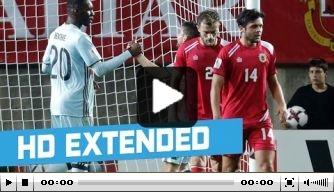Video: België ook zonder problemen langs Gibraltar