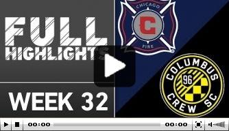 Video: Michael de Leeuw trefzeker voor Chicago Fire