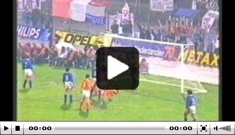 Vandaag in 1987: bomincident tijdens Oranje-Cyprus