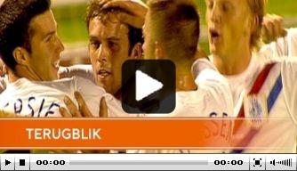 Video: Mathijsen beslist laatste Luxemburg - Nederland