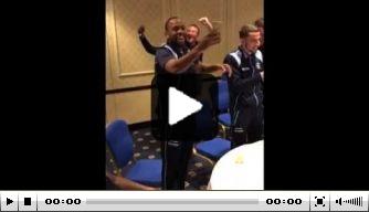 Video: Wycombe Wanderers viert feest na loting tegen Spurs