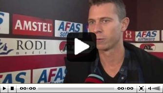 Video: Mühren vertelt over zijn vertrek bij AZ