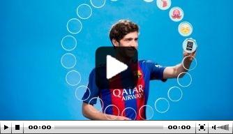 Video: Roberto omschrijft collega's met emoticons