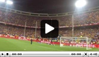 Video: beleef het feest van bekerwinnaar Barça als speler