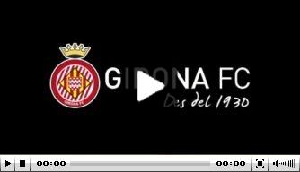 Video: Girona viert eerste promotie uit de historie