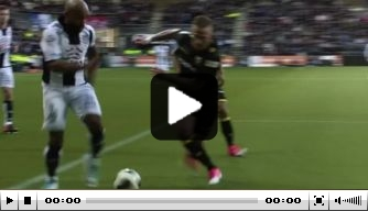 Video: het Nederlandse voetbalseizoen in een fraai filmpje