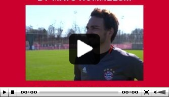 Video: Bayern München doet 'een weekje Mats Hummels'