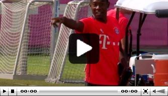 Video: de zonnige zomers van Bayern München
