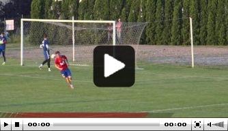 Video: Saúl Ñíguez was ook al op dreef op de training