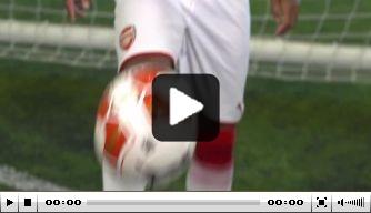 Video: de eerste beelden van Lacazette in een Arsenal-shirt